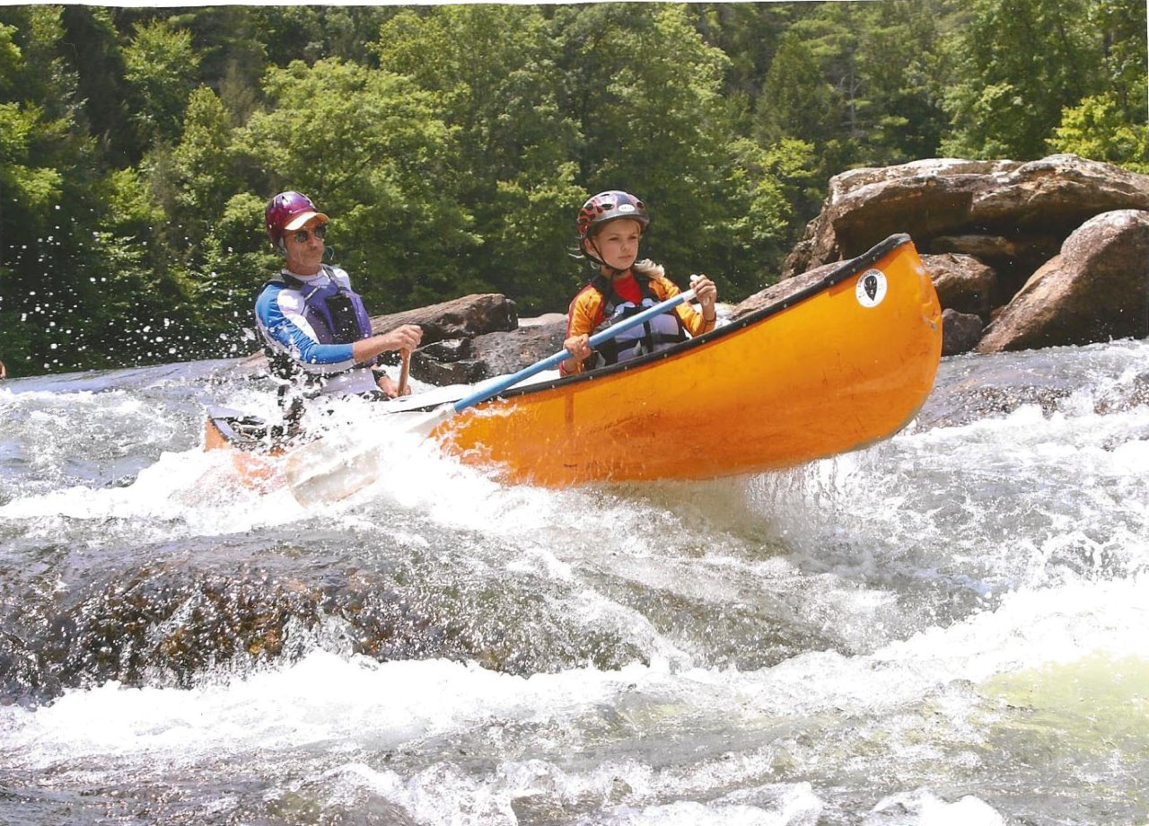 Chattooga Wild and Scenic Water Trail
