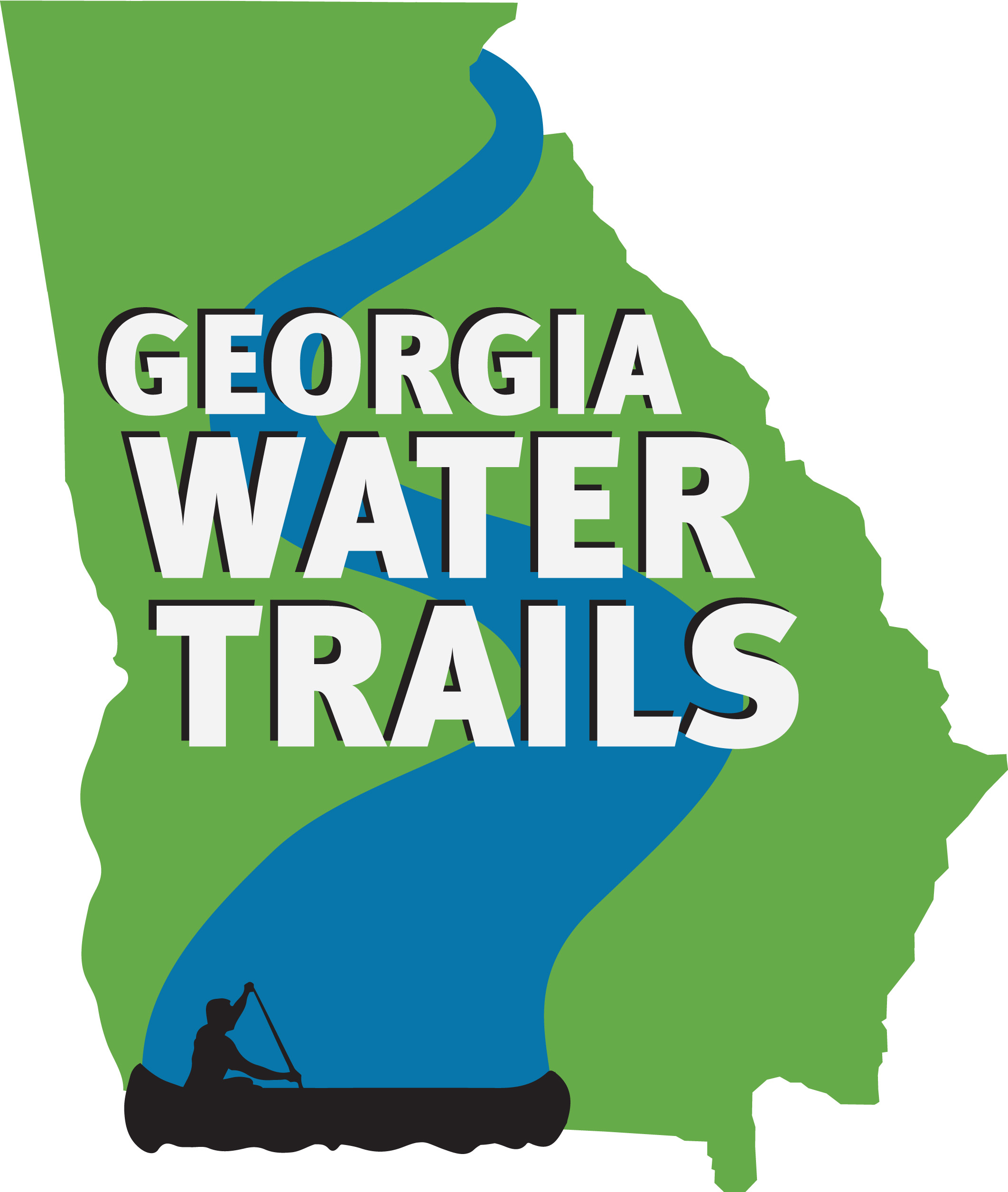 GA Water Trails Logo