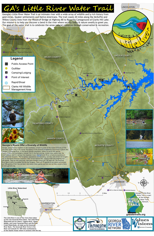 Home - Georgia map rivers