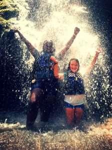 Chattahoochee Waterfall