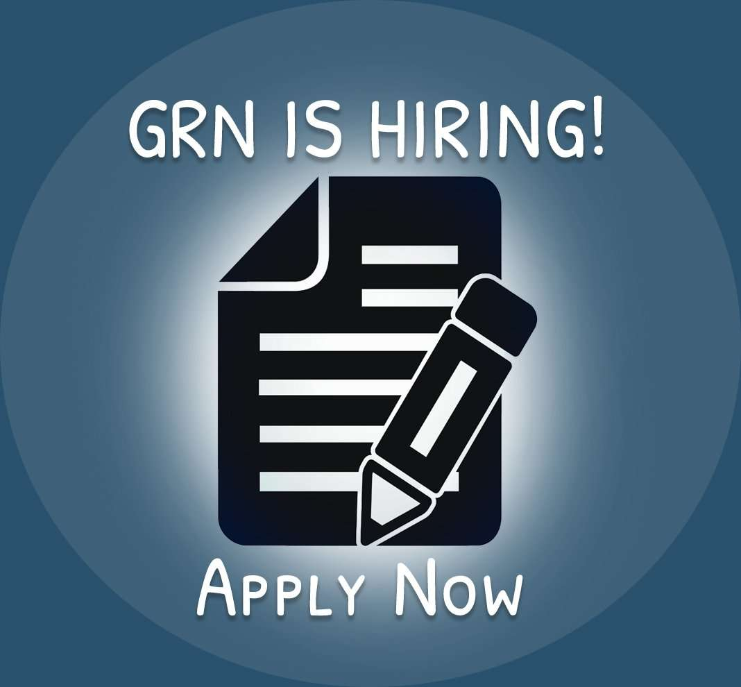 GRN is Hiring