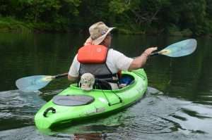 Toccoa River Paddle Bike (Social Distance Guidelines)