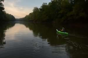 Ocmulgee River Paddle / Bike (Social Distance Guidelines)