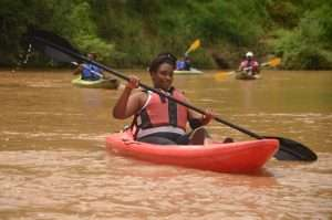 Tallapoosa River Pedal-Paddle