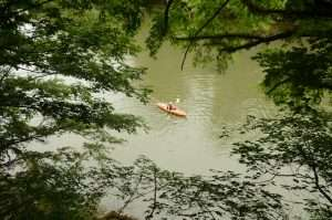 South Chickamauga Creek Pedal-Paddle